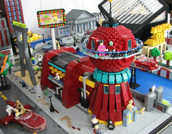 Lego Futurama World Of Tomorrow Xcitefun Net