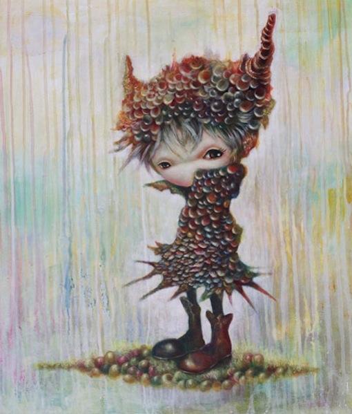 Japanese Pop Surrealism Art Xcitefun Net