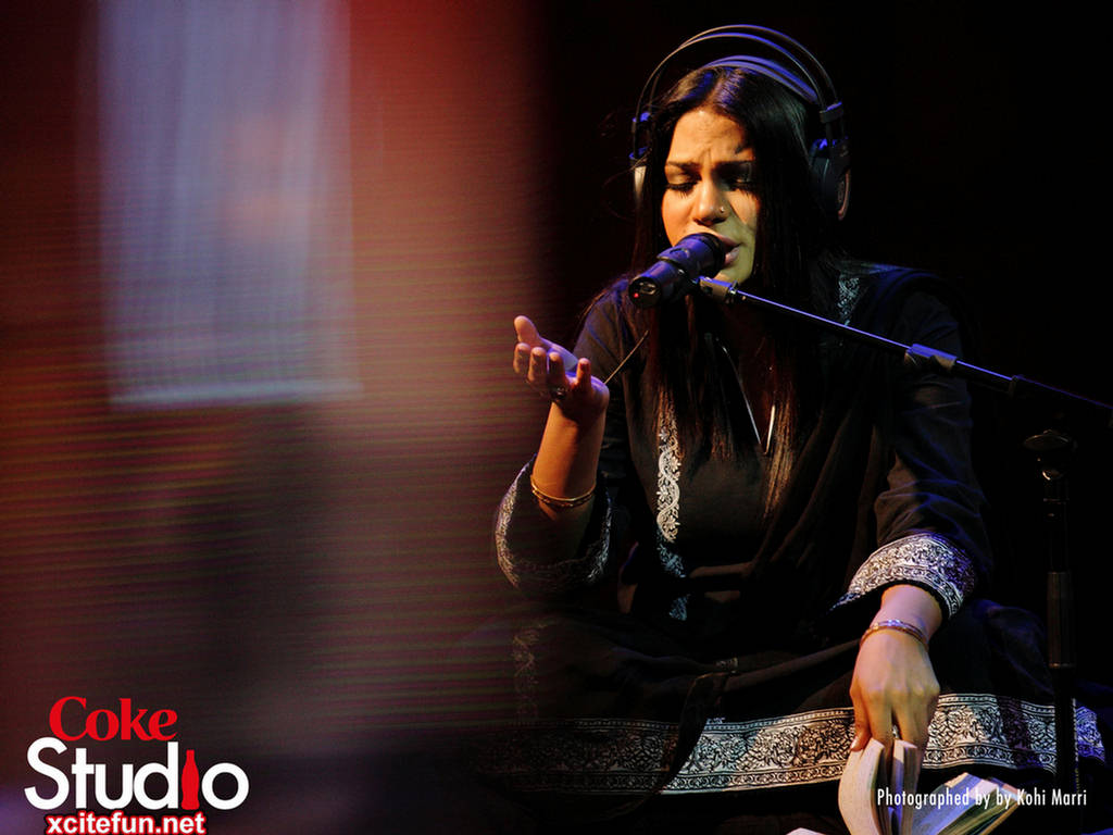 Sanam Marvi Sanam Marvi Pritam Coke Studio Song Music Mania