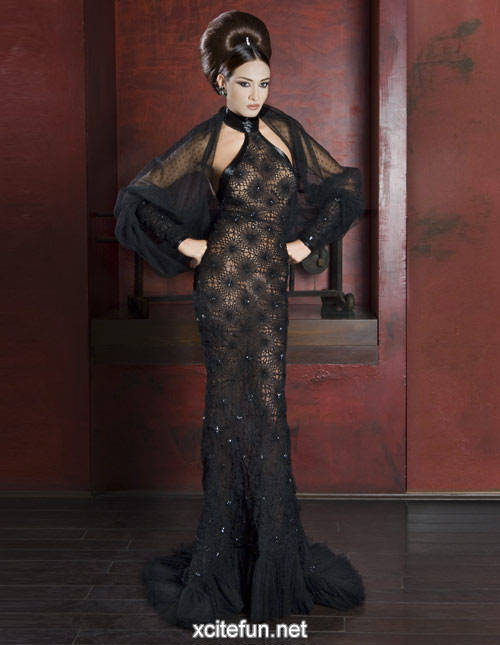 Arabic Fashion - Rich Style Dresses - XciteFun.net