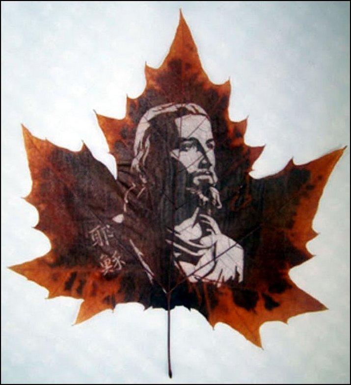 الرسم على ورق الشجر 187017,xcitefun-1-16