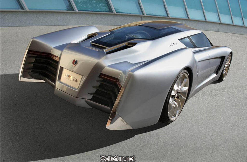 Cadillac ecojet concept car wallpapers xcitefun net