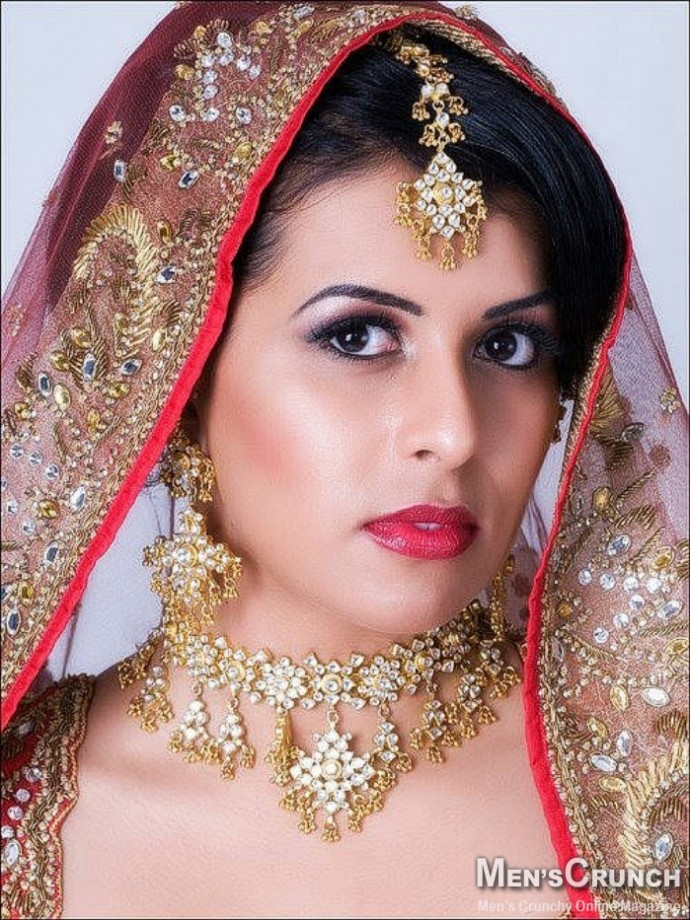 indian bridal makeup tips. Indian Bridal Makeup beautiful