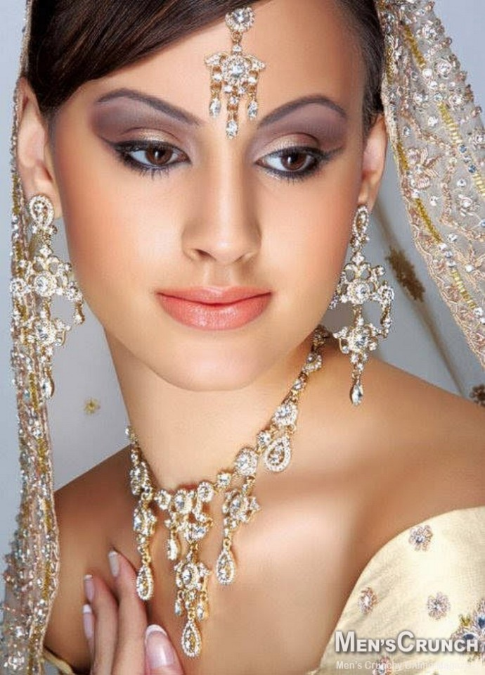 Indian Bridal Makeup beautiful girls