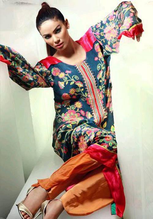 Modern persian clothing