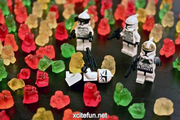 Star War Bears Gummy Bear The Star Wars