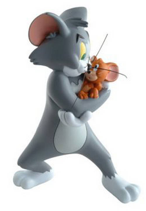 Tom & Jerry Cartoon Animals Iconic Comic Characters Bugs Bunny