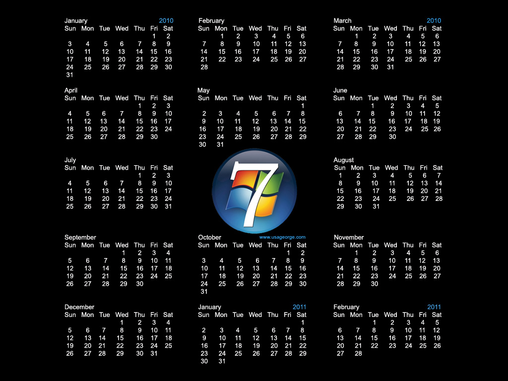 ... windows 7 wallpapers 2010 windows 7