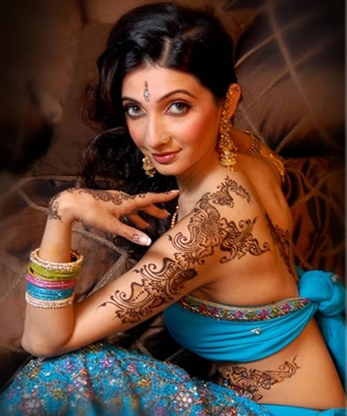 29 Best Wedding Body Paint Henna Images On Pinterest: Body Mehndi Designs