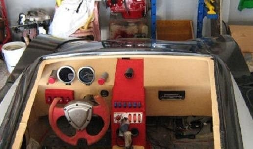 Hot Hand Made Car