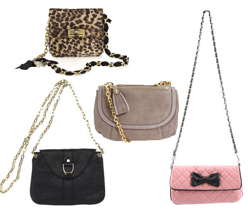 Ladies side long bags – New trendy bags models photo blog