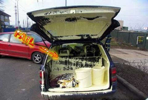 The Worst Paint Jobs on Cars