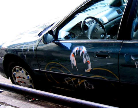The Worst Paint Jobs on Cars