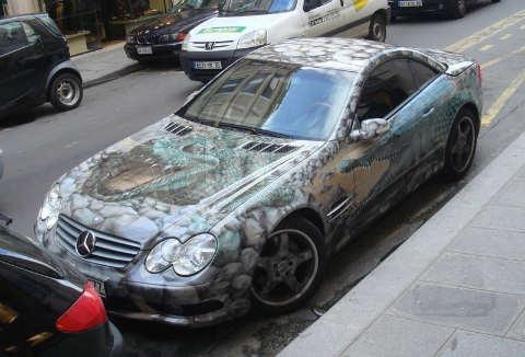 The Worst Paint Jobs On Cars Xcitefun Net
