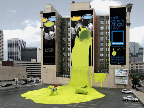 Creative Outdoor Advertising