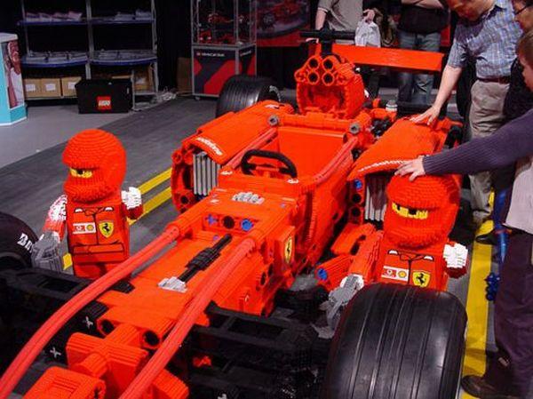Coolest Lego Car Creations Xcitefun Net