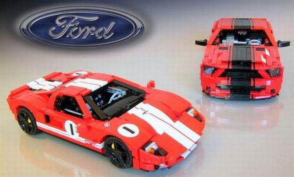 Coolest Lego Car Creations - XciteFun.net