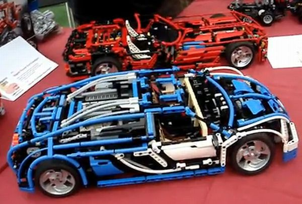 Coolest Lego Car Creations Xcitefun Net