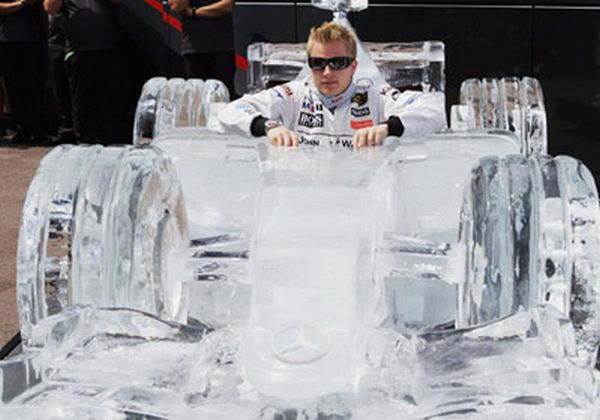 Coolest Ice Car Sculptures