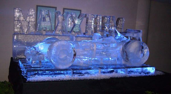 Coolest Ice Car Sculptures