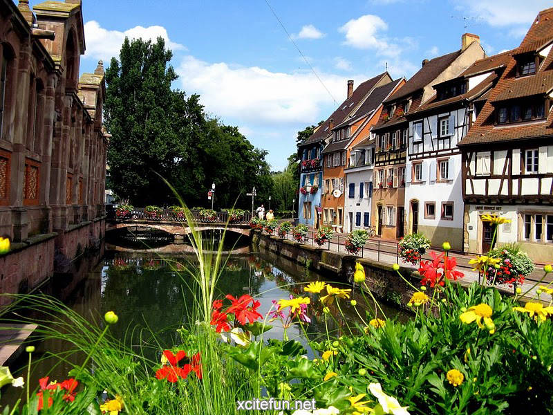 Colmar France Most Beautiful City In Europe