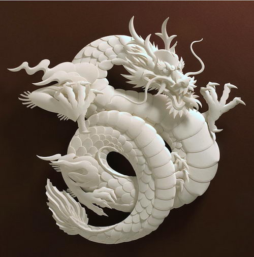 3d Paper Sculpture Art Photos Amazing 3d Paper