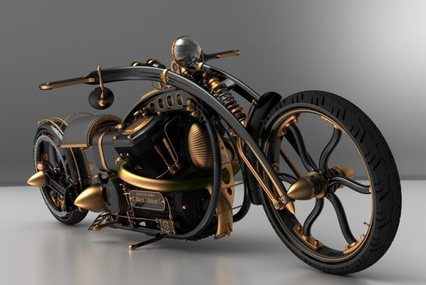 Black Widow Steampunk Chopper 610 x 408 · 35 kB · jpeg