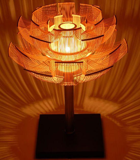 Bamboo Floor Lamp The New Light Style Xcitefun Net
