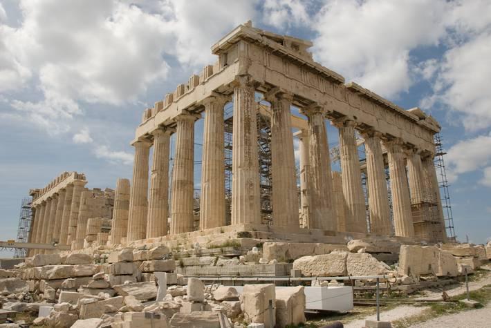 Parthenon temple the greece history architecture
