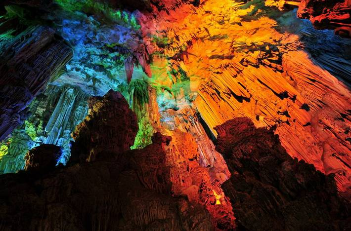 reed flute cave china