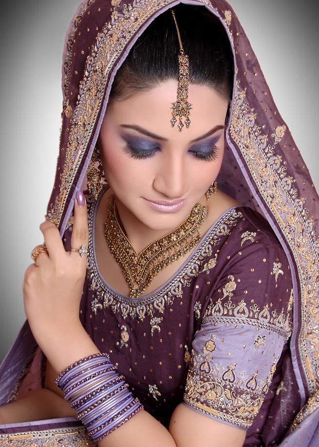 Bridal Makeup New Pics : New look Bridal Makeup - XciteFun.net