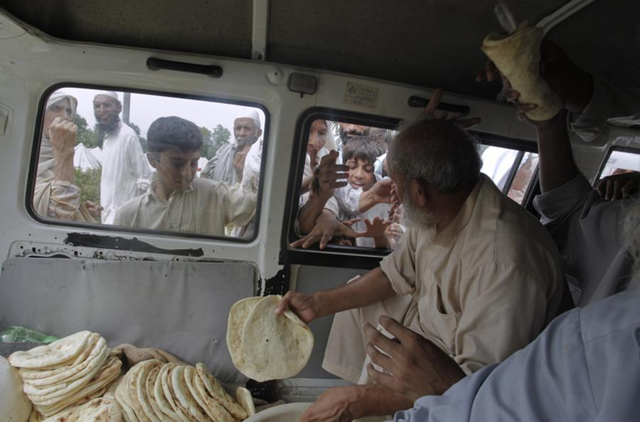 Essay Writing Flood In Pakistan