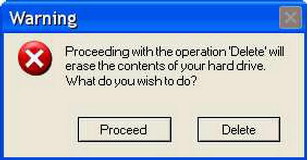 funny error messages. Funny Error Messages On