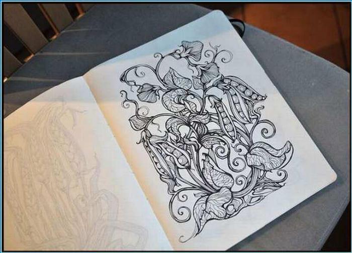 Best Sketchbook Drawings Sketchbook Drawings