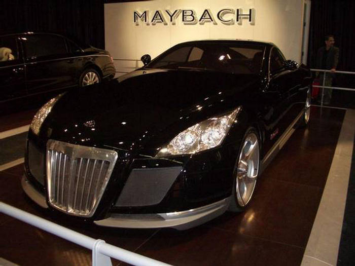 maybach exelero the worlds most expensive car. Black Bedroom Furniture Sets. Home Design Ideas