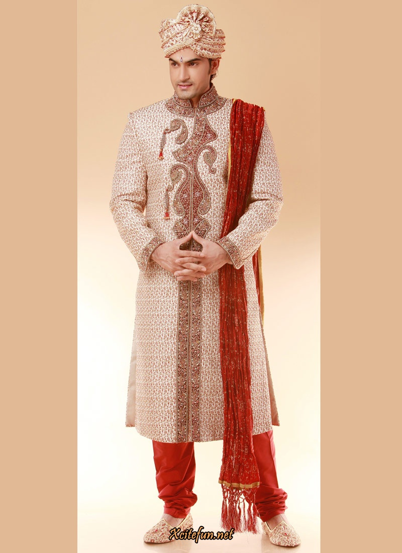 Indian Groom Dress Wedding Sherwanis Xcitefun Net