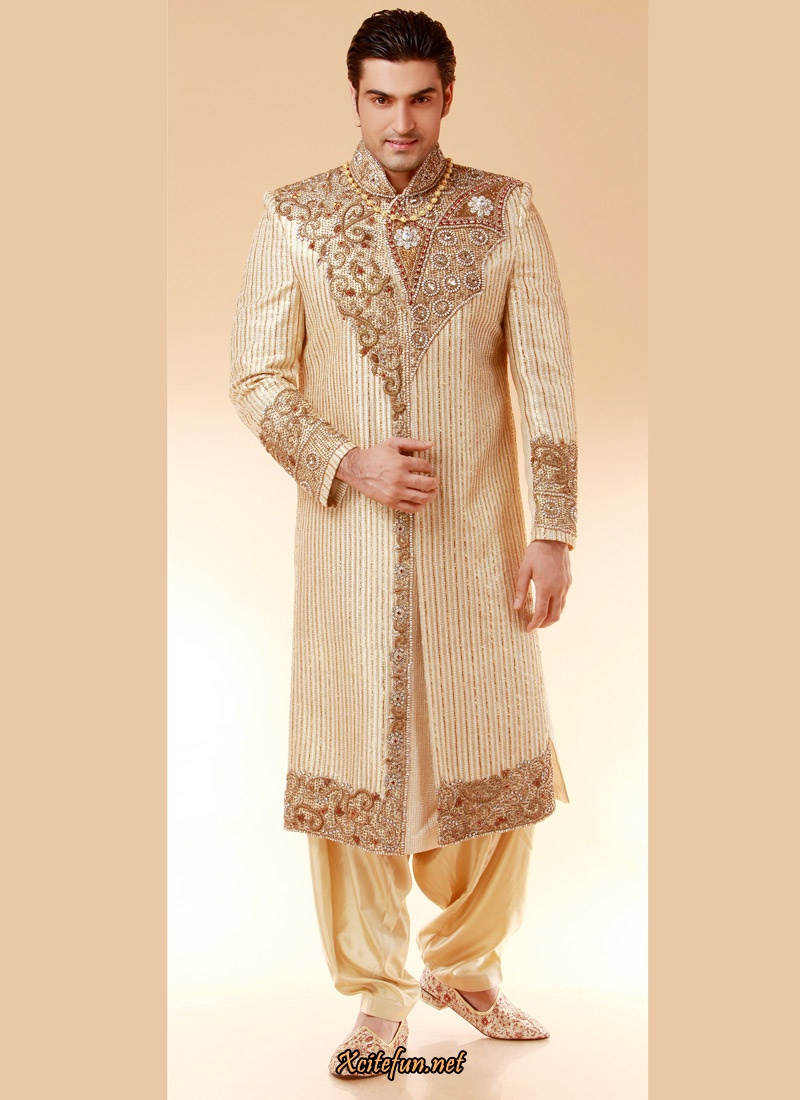 a81f2fd9a34 Latest Wedding Dresses For Indian Groom - Gomes Weine AG
