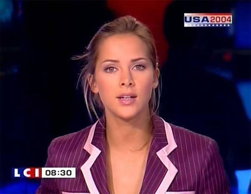 World's most beautiful news reporter - XciteFun net