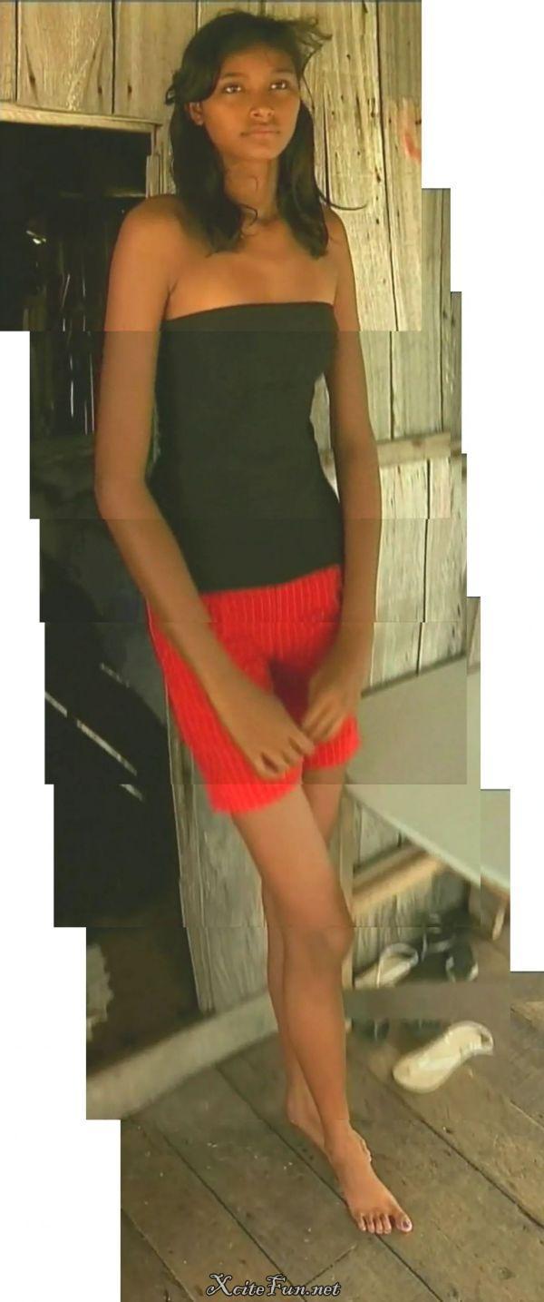 Worlds Tallest Girl: Elisany Da Cruz Silva - Scoopify