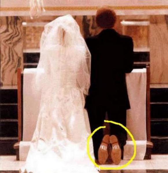 Most Funny Wedding Shots