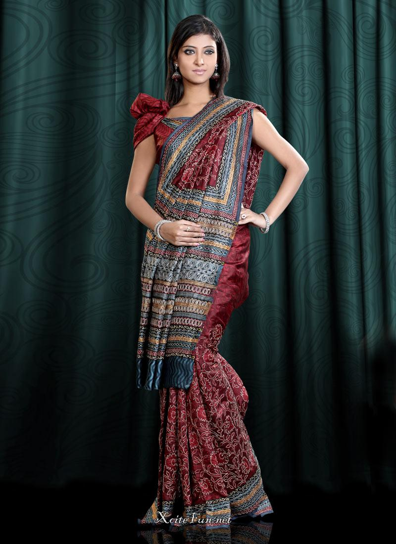 Eid Wear Saree Fashion For Styles