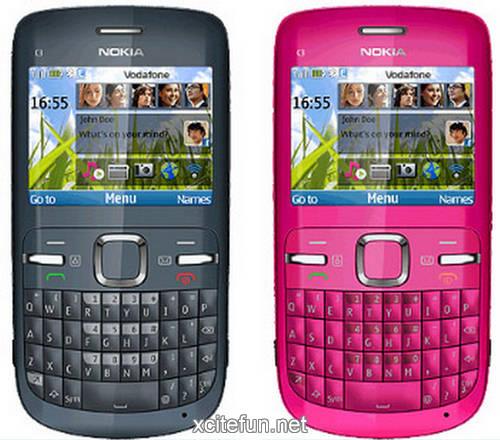 Nokia C6 Mobile Phone 2010