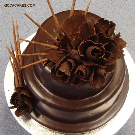 Anniversary Chocolate Cake Design : Healthy With Chocolate Birthday Cake Ideas - Chocolate ...