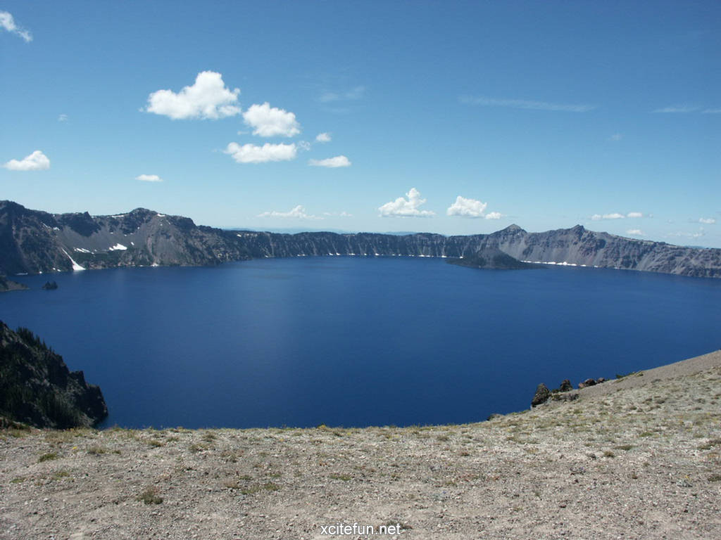 Crater Lake Wallpapers Xcitefun Net