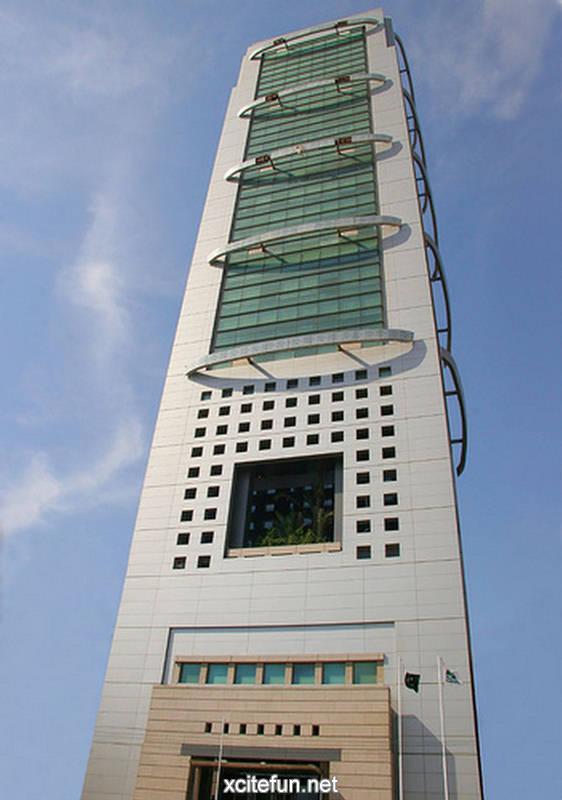Mcb Tower Karachi Biggest Building Of Pakistan Xcitefun Net