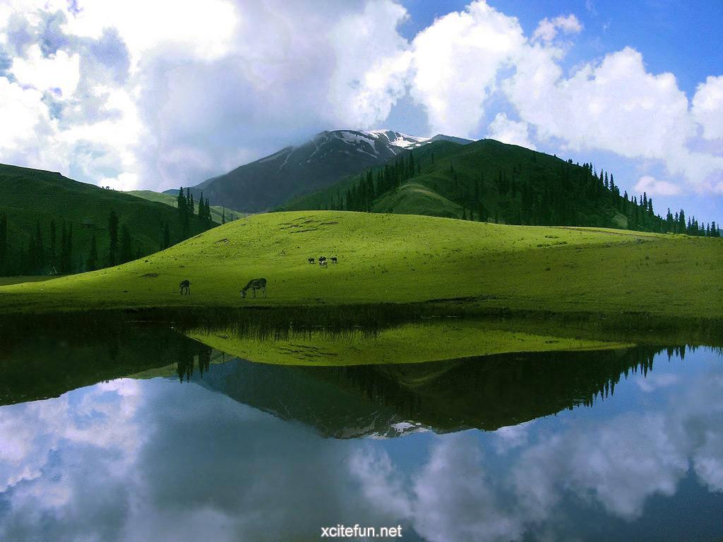 Most Beautiful Mountain Area Place Of Pakistan