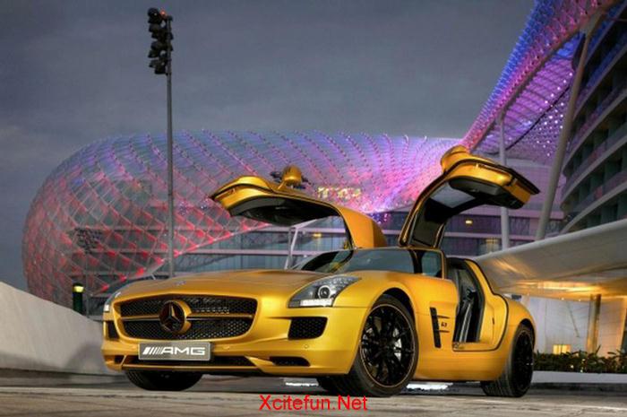 Sports Car Matt Gold on