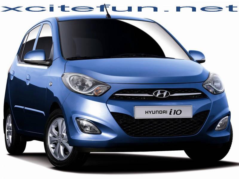 Hyundai i10 Car 2011