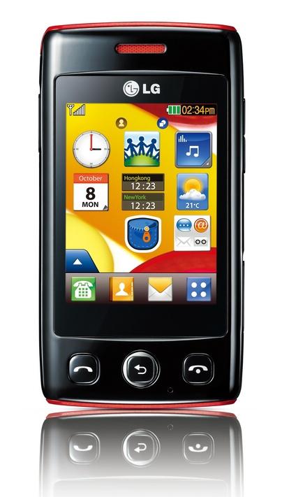 Lg T320 Mobiel Phone 2010 Xcitefun Net