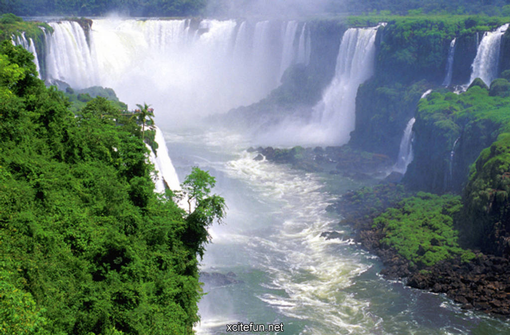 iguazu falls park
